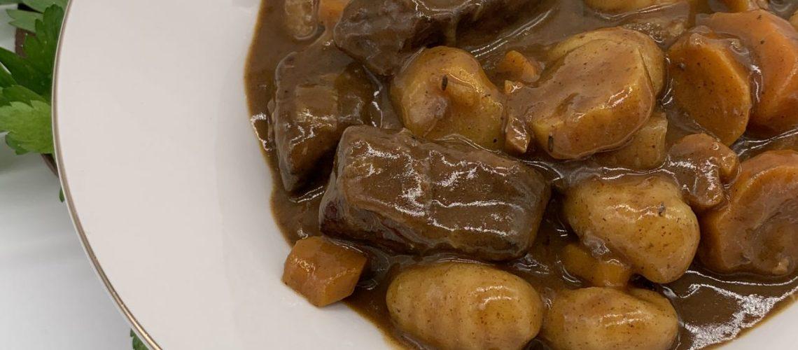 Gnocchi Beef Stew